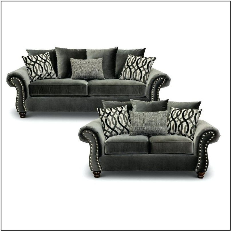 8 Piece Living Room Set
