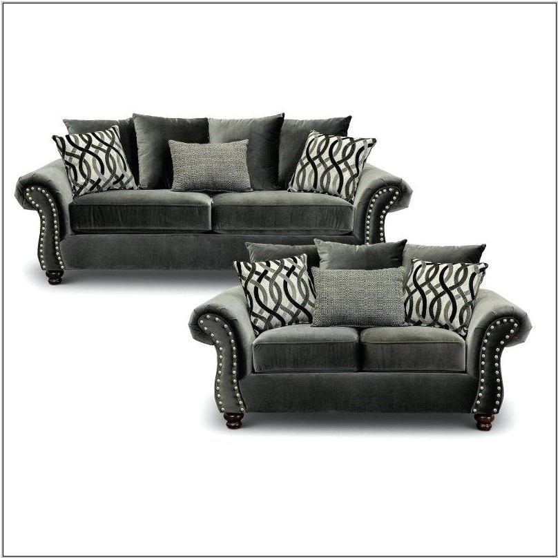 8 Piece Living Room Set