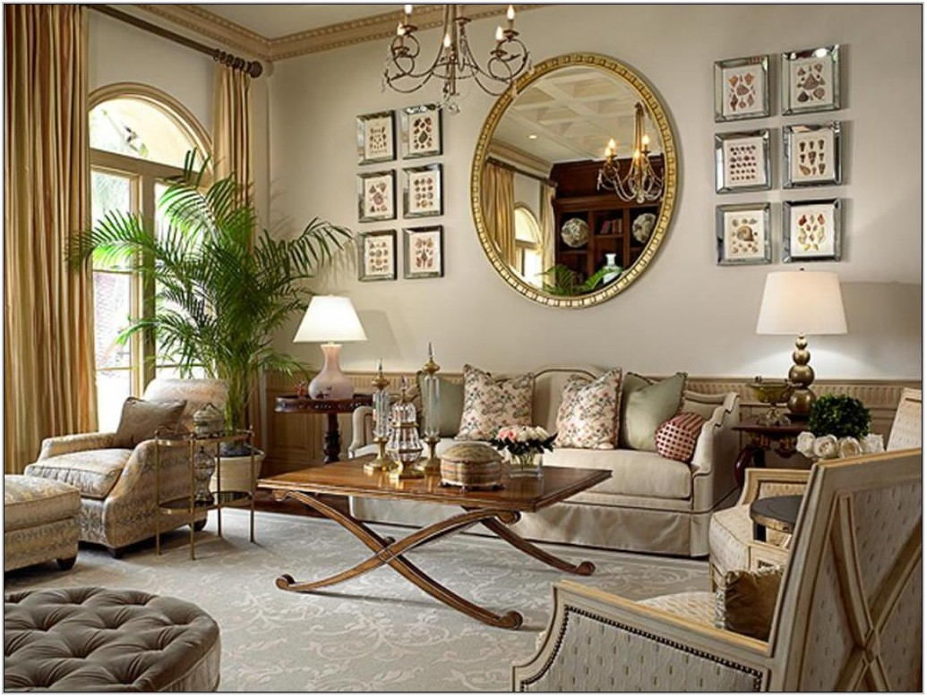 Accent Decor For Living Room