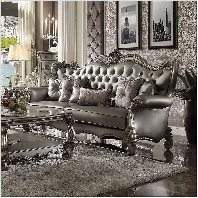 Acme Versailles Living Room Set