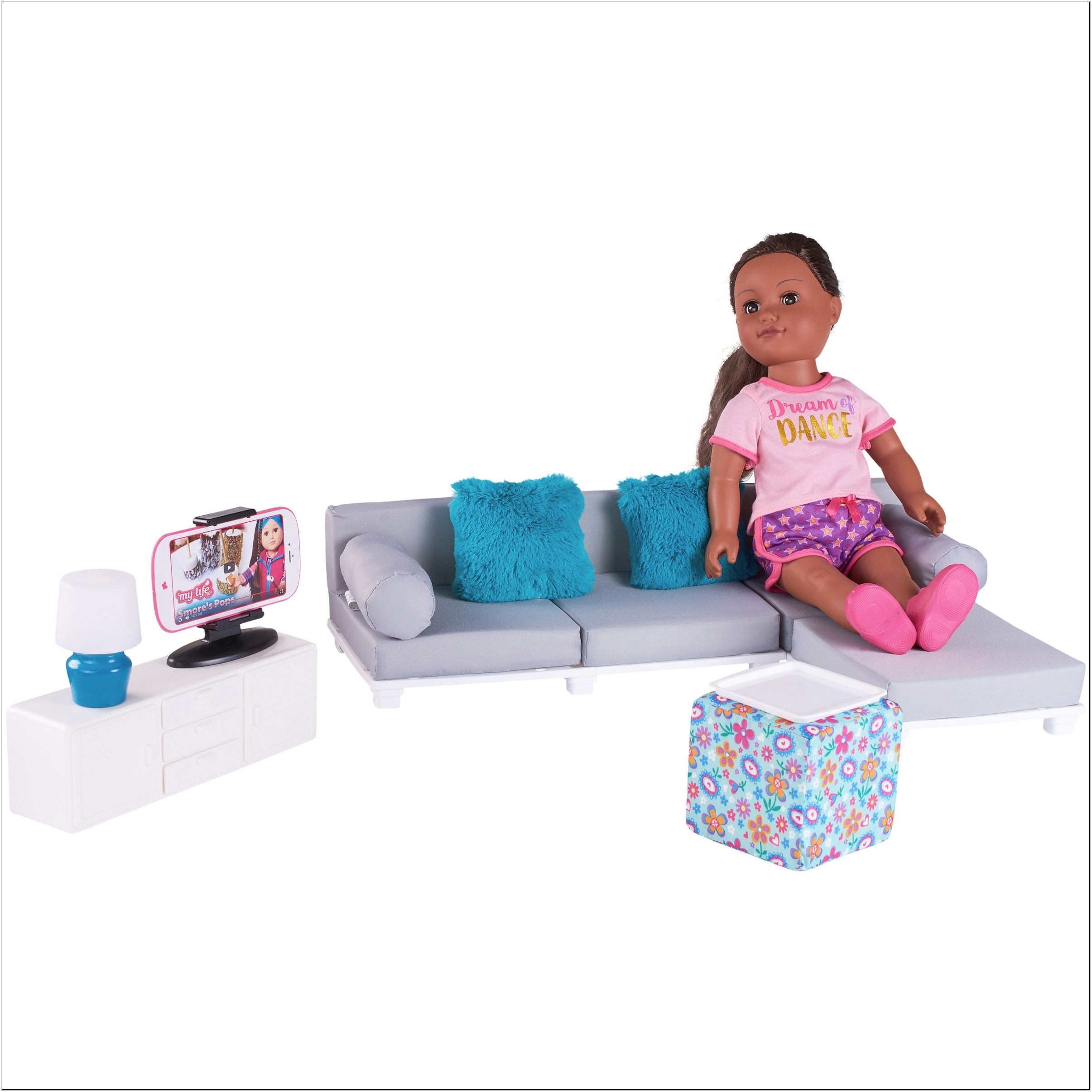 American Girl Living Room Set