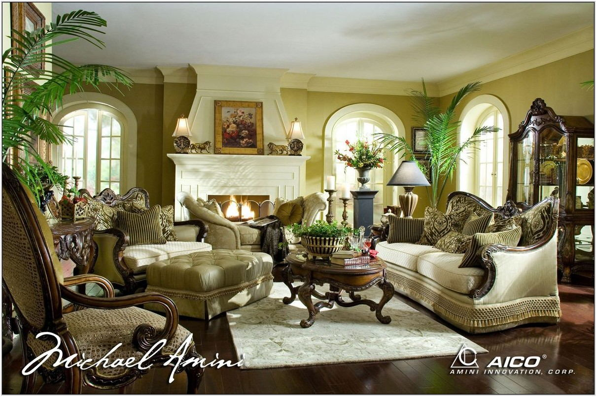 Amini Living Room Furniture