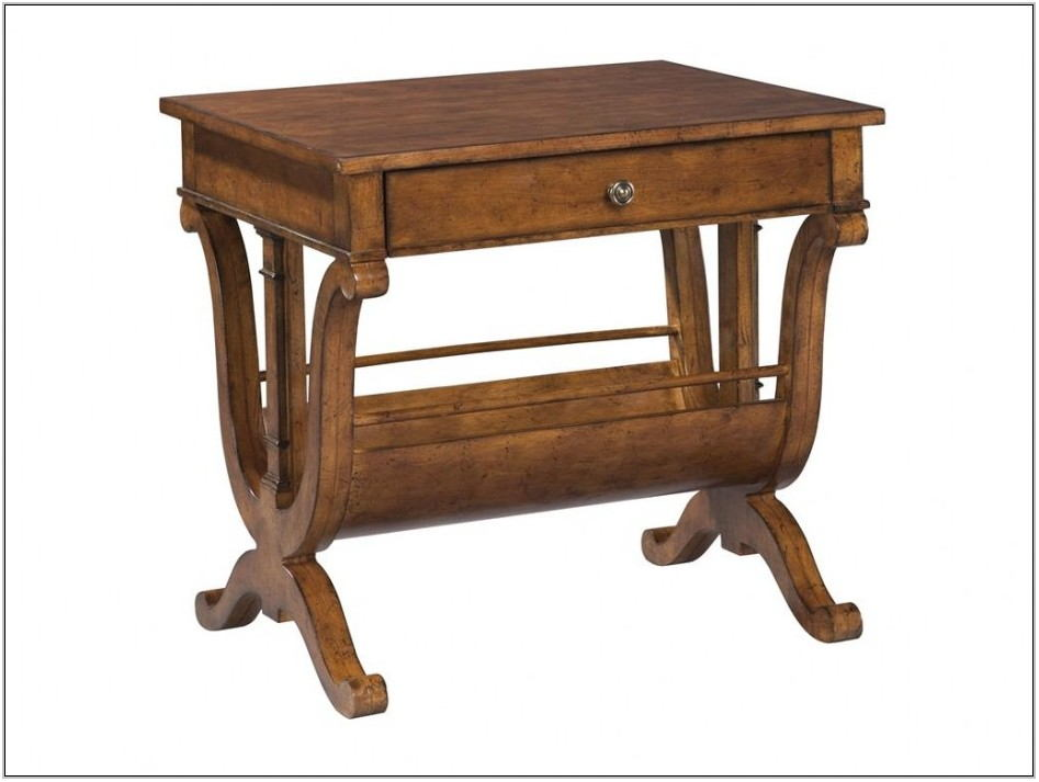 Antique Living Room End Tables