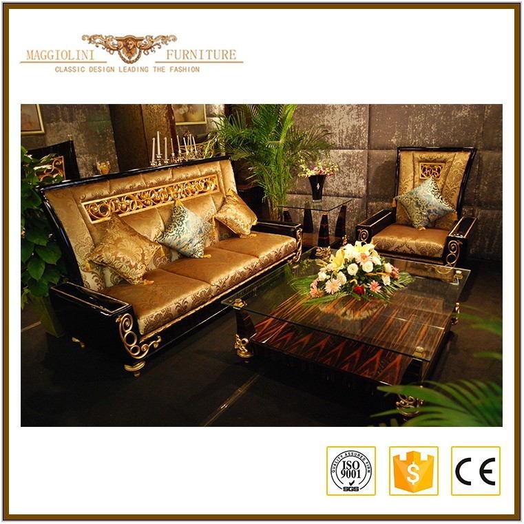 Arabian Style Living Room Furniture