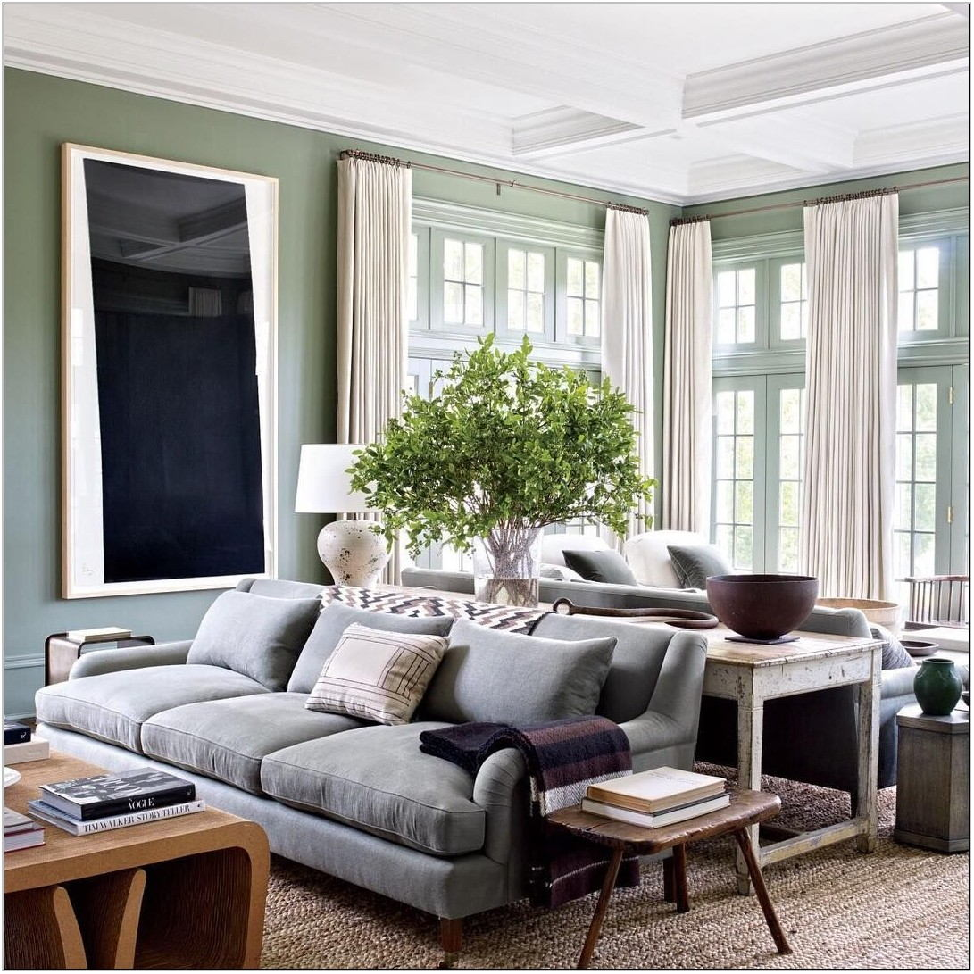 Architectural Digest Living Rooms