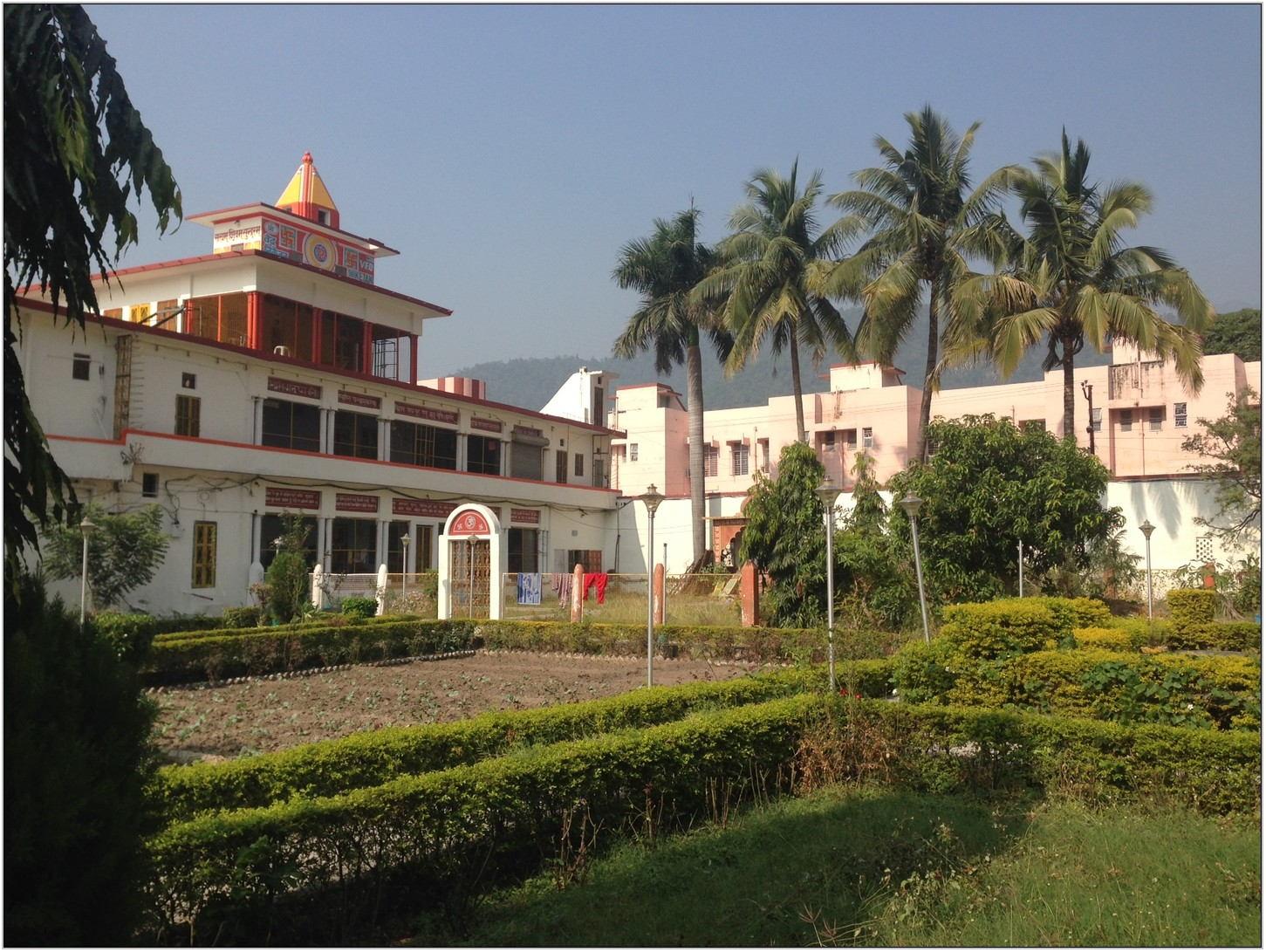 Art Of Living Rishikesh Ashram Room Booking