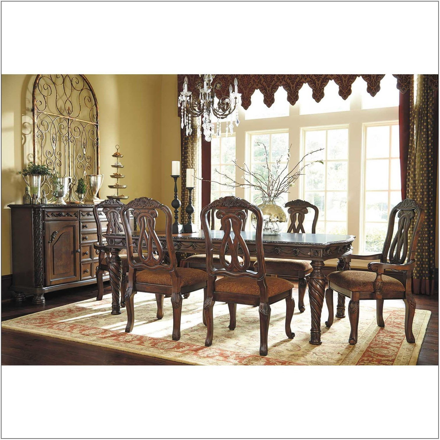 Ashley 7 Piece Living Room Set