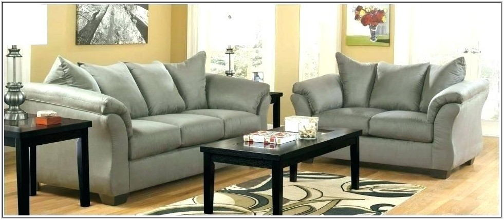 Ashley Furniture 3 Piece Living Room Set