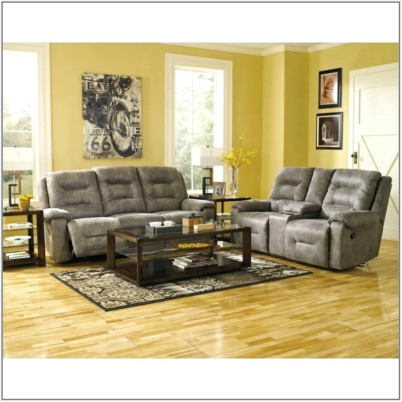 Ashley Furniture 5 Piece Living Room Set
