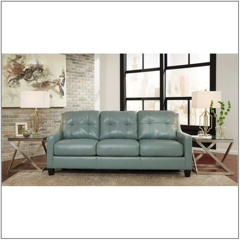 Ashley Furniture Living Room Leather