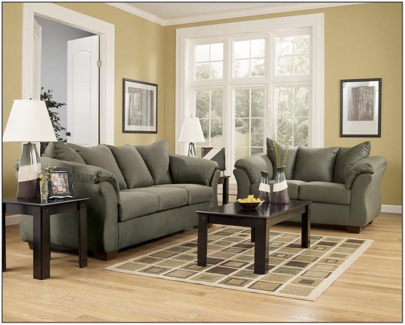 Ashley Furniture Living Room Packages