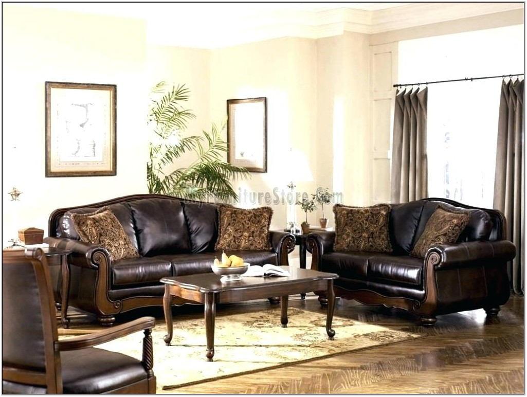Ashley Furniture Living Room Sets Leather