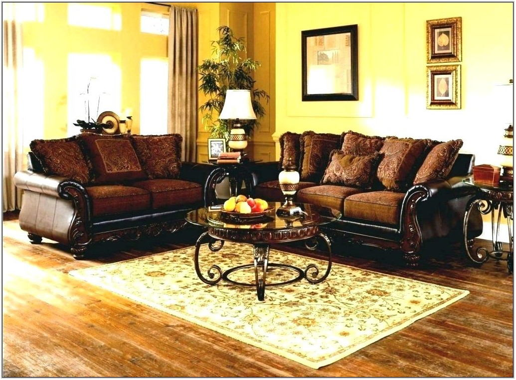 Ashley Home Furniture Living Room Sets