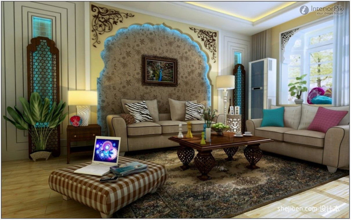 Asian Living Room Furniture