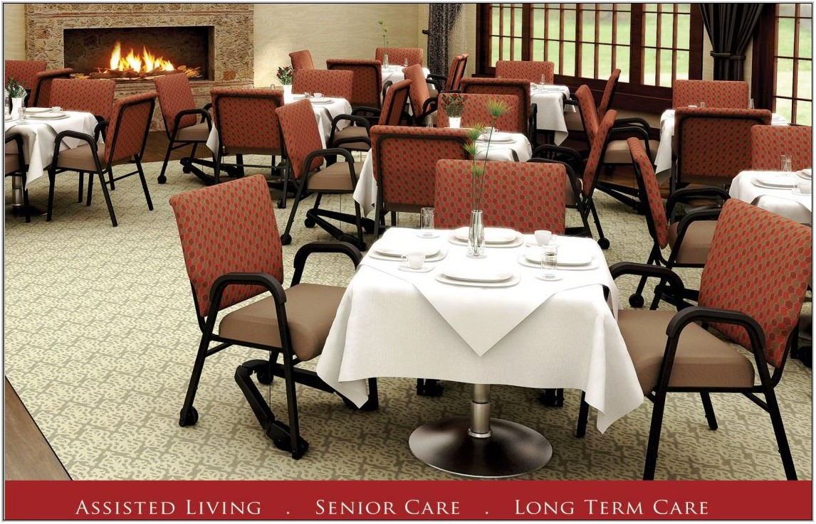 Assisted Living Dining Room Chairs