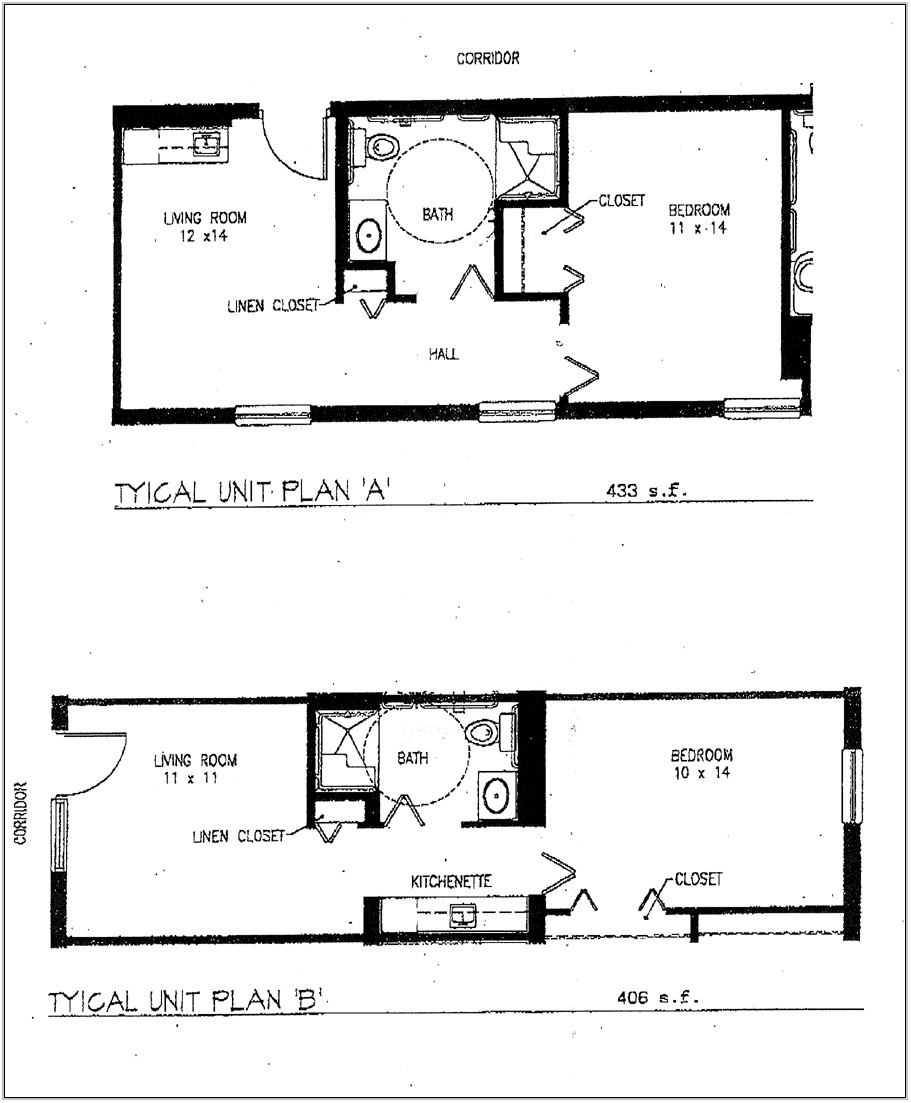 Assisted Living Room Layouts