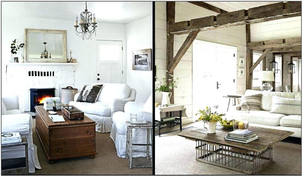 Barn Style Living Room Furniture