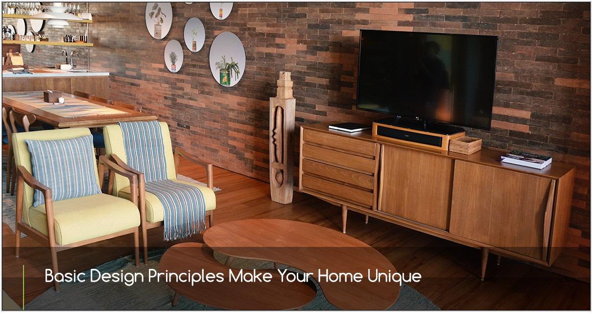 Basic Living Room Design