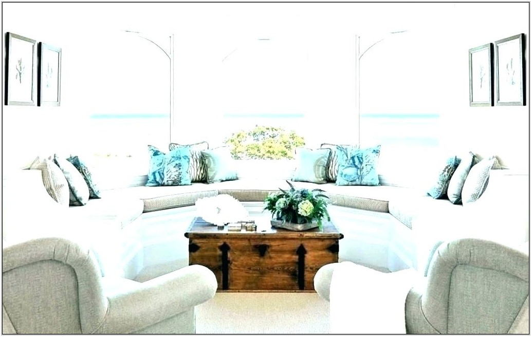 Beach Inspired Living Room