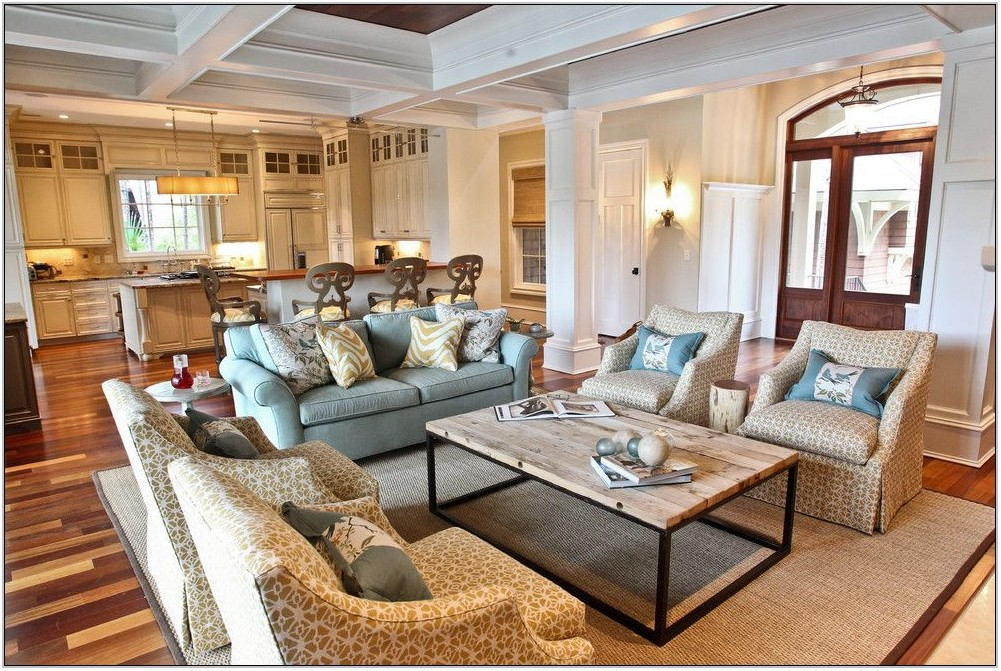 Beach Living Room Furniture Ideas