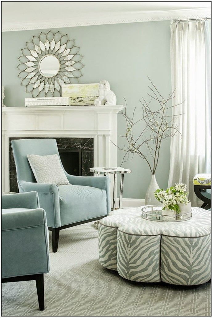 Beach Paint Colors For Living Room