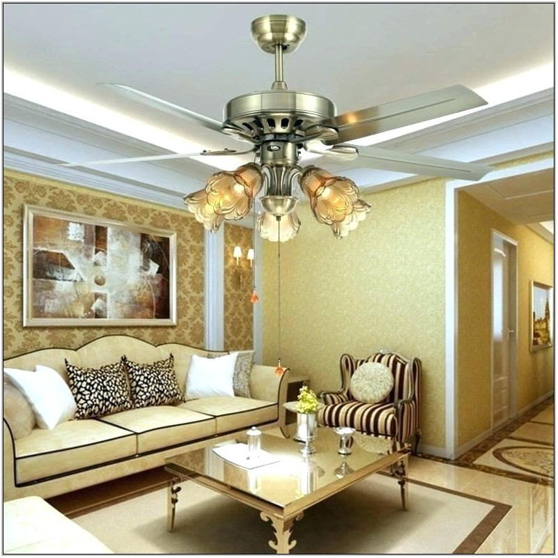Beautiful Ceiling Fans For Living Room