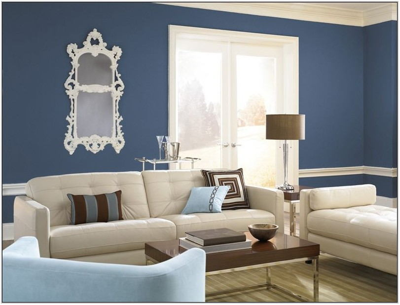 Behr Paint Colors Interior Living Room
