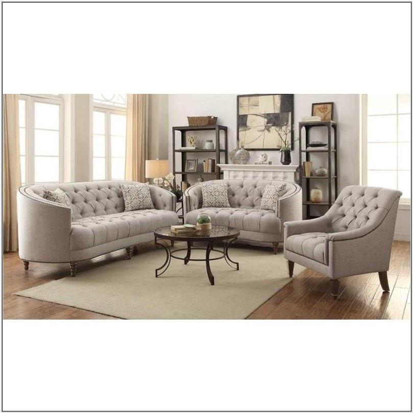 Beige Furniture Living Room