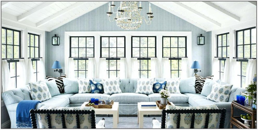 Best Blue Paint Colors For Living Rooms