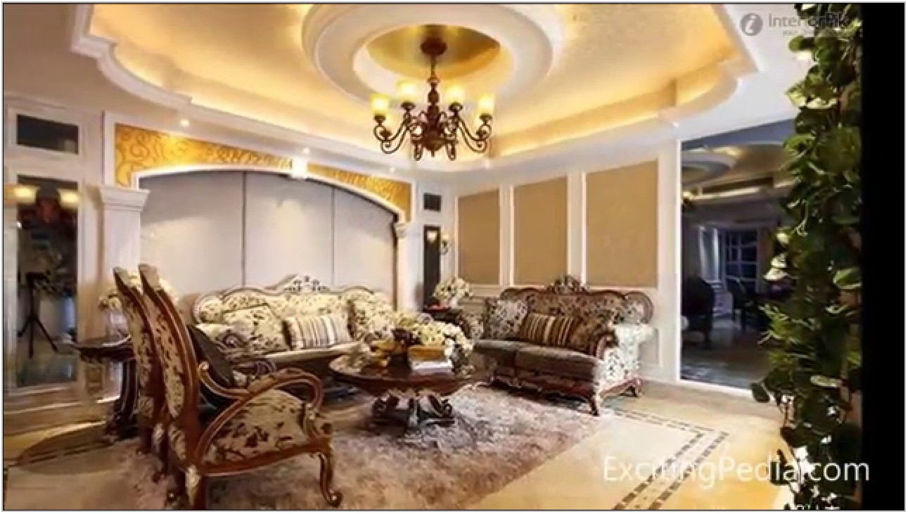 Best Ceiling Design Living Room