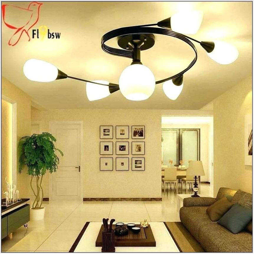 Best Ceiling Lights For Living Room