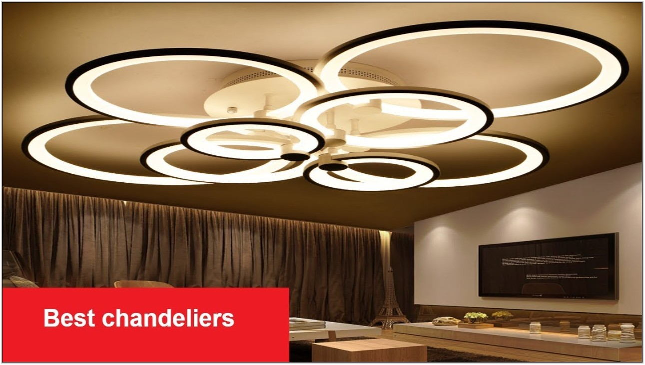 Best Chandeliers For Living Room