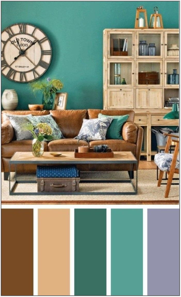 Best Color For Living Room 2019