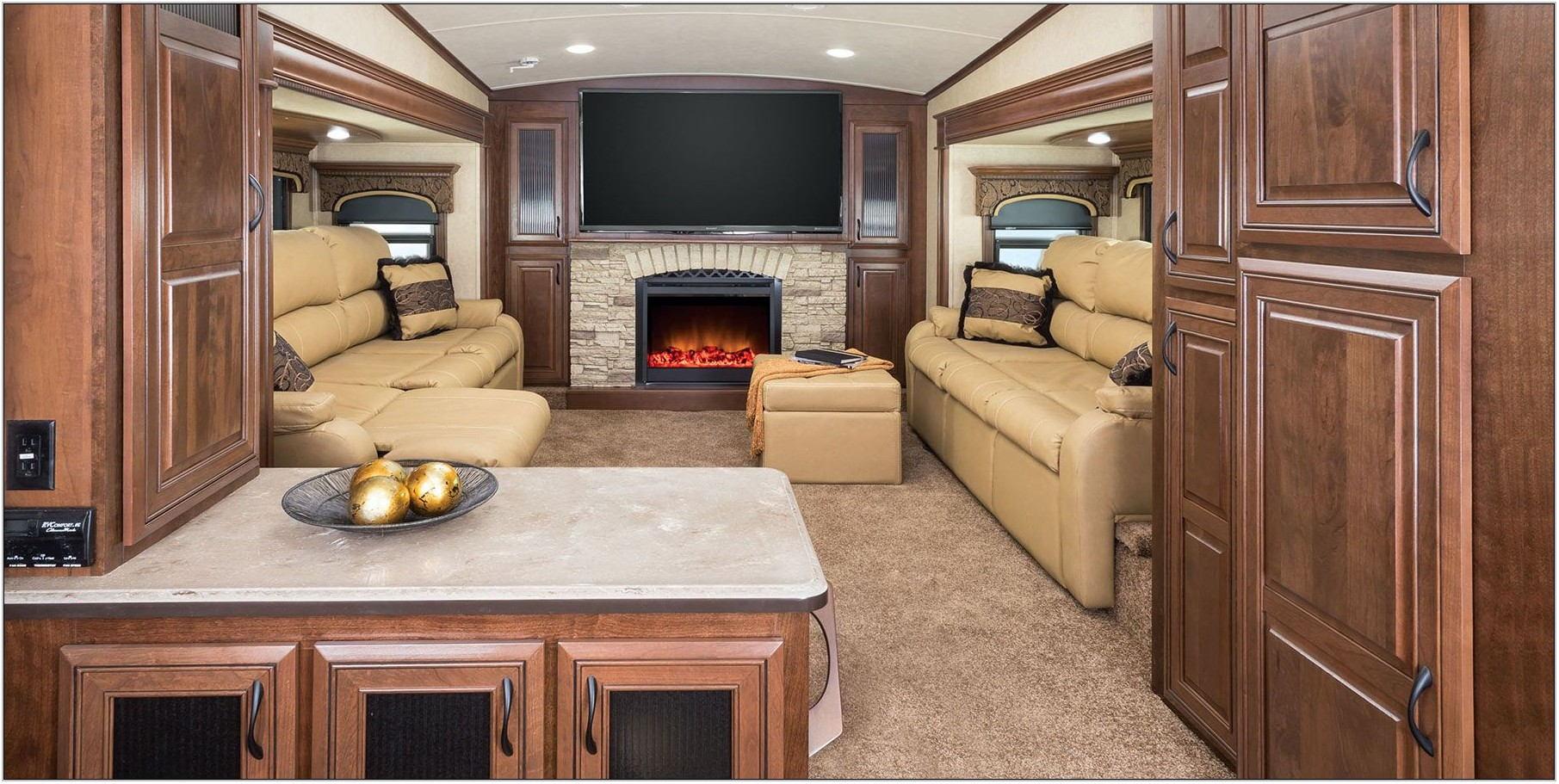 Best Front Living Room Fifth Wheel