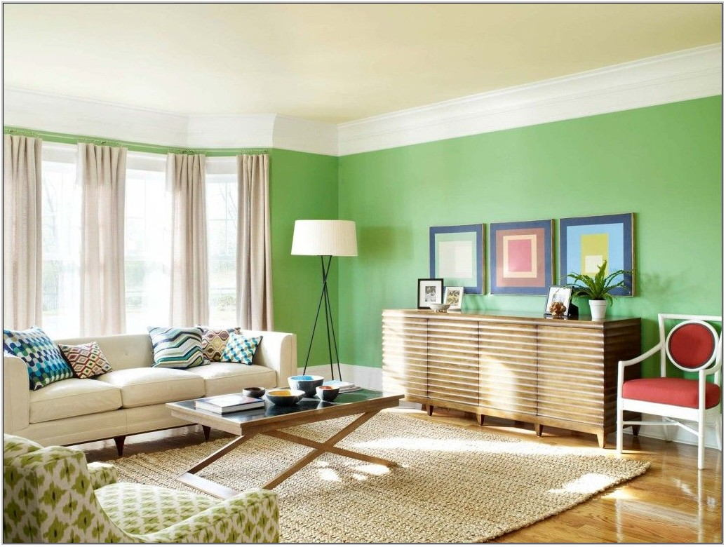 Best Green Paint For Living Room