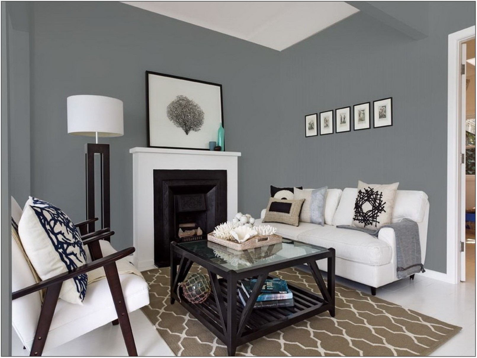 Best Grey Paint For Living Room