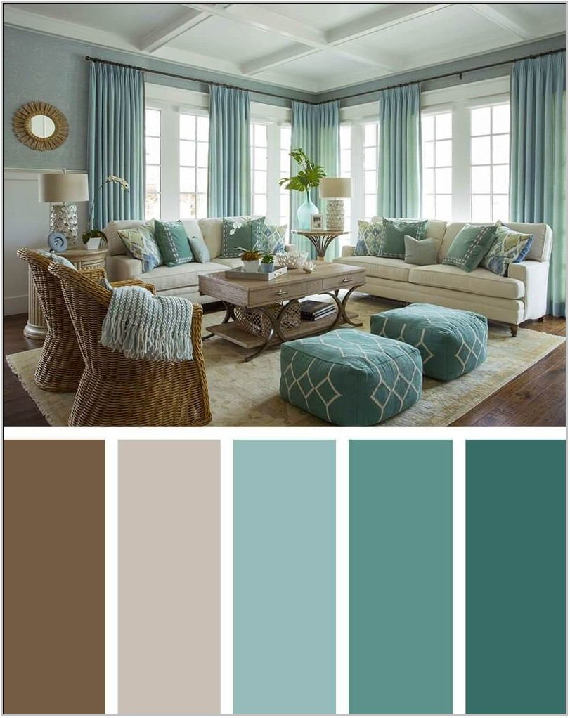 Best Living Room Colors 2019