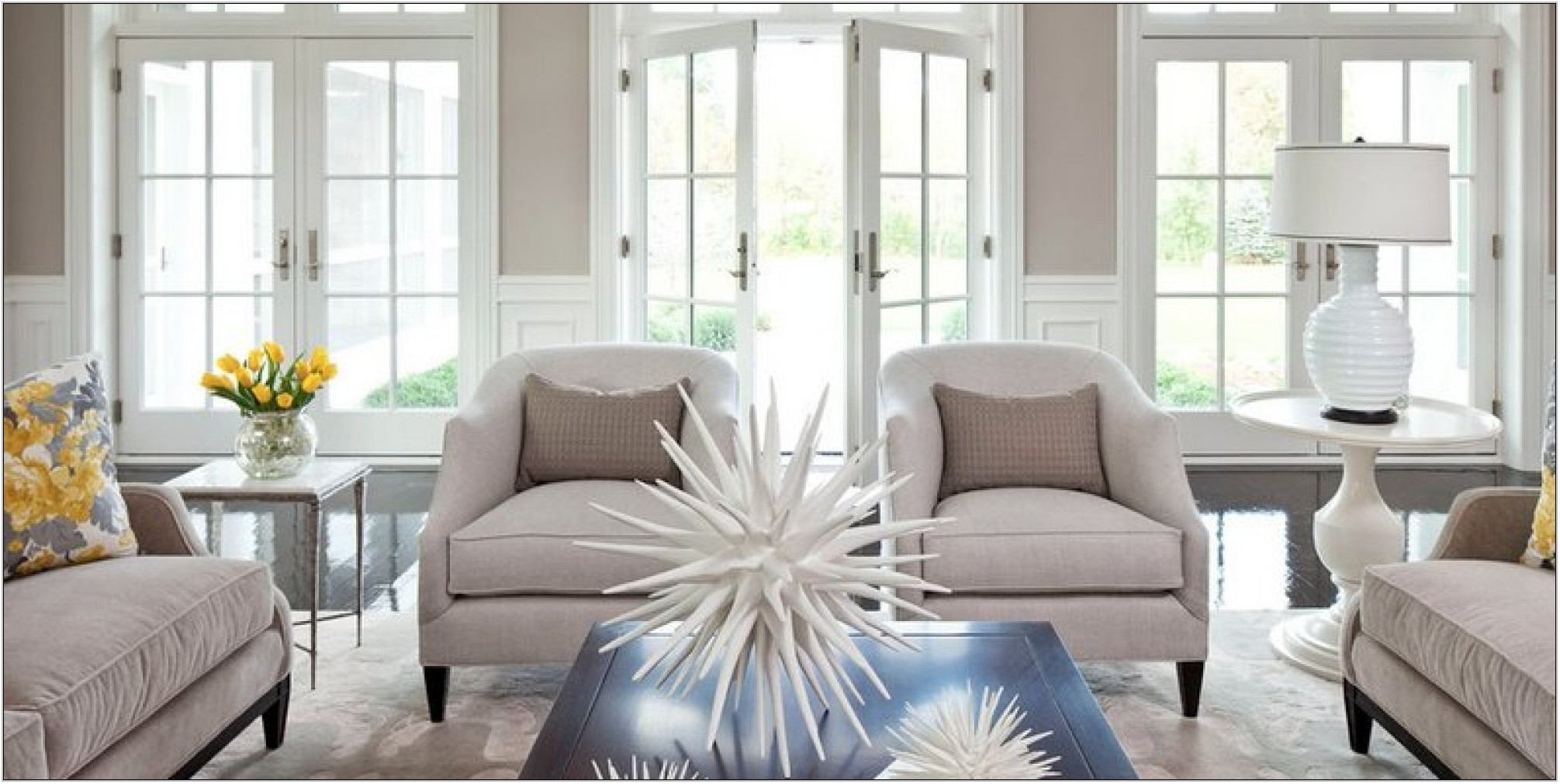 Best Neutral Living Room Colors