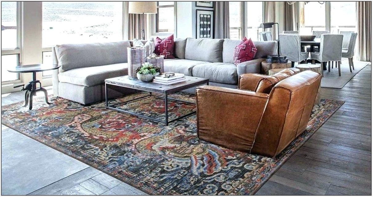 Best Rug For High Traffic Living Room