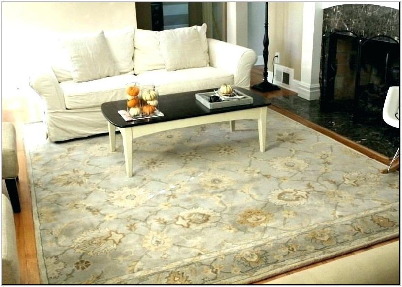 Best Size Area Rug For Living Room