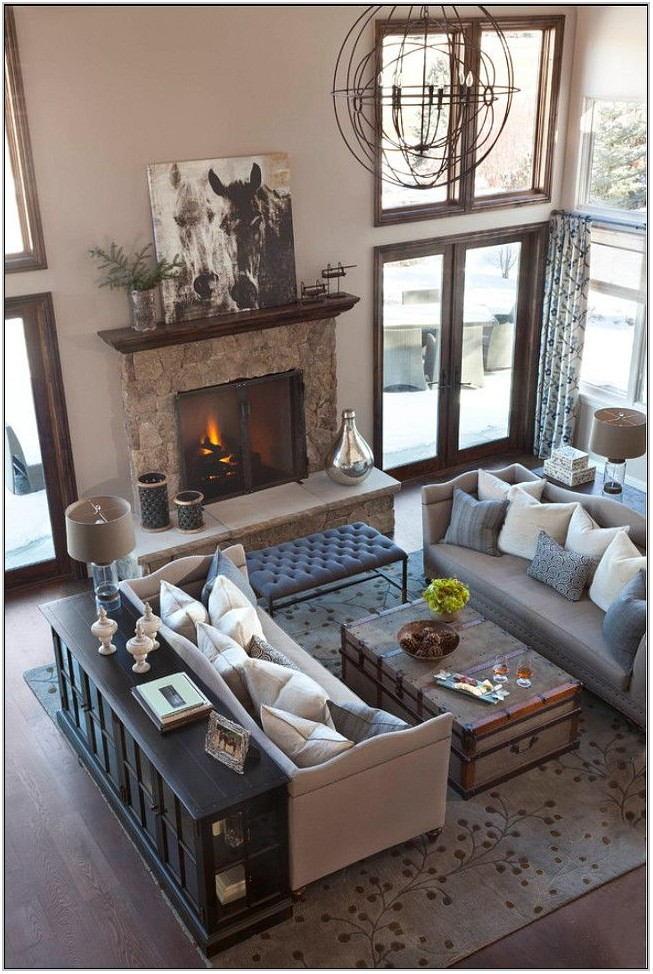 Big Living Room Furniture