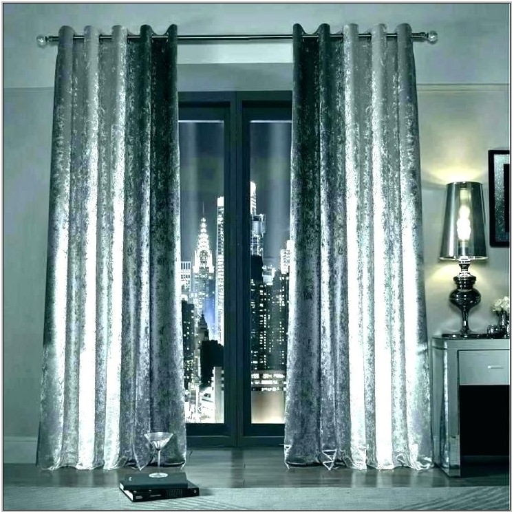 Black And Grey Curtains For Living Room
