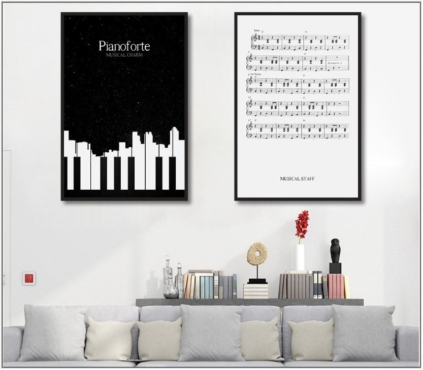 Black And White Pictures For Living Room