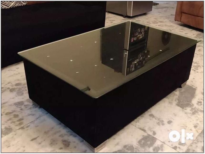 Black Center Table For Living Room
