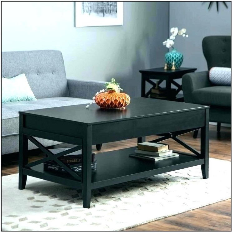 Black End Tables For Living Room