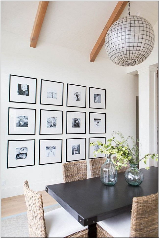 Black Framed Pictures For Living Room