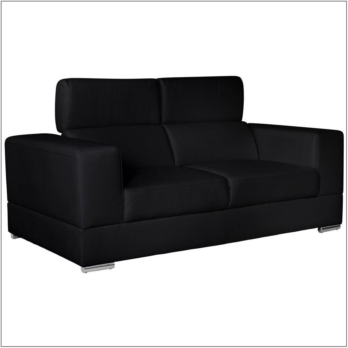 Black Microfiber Living Room Sets