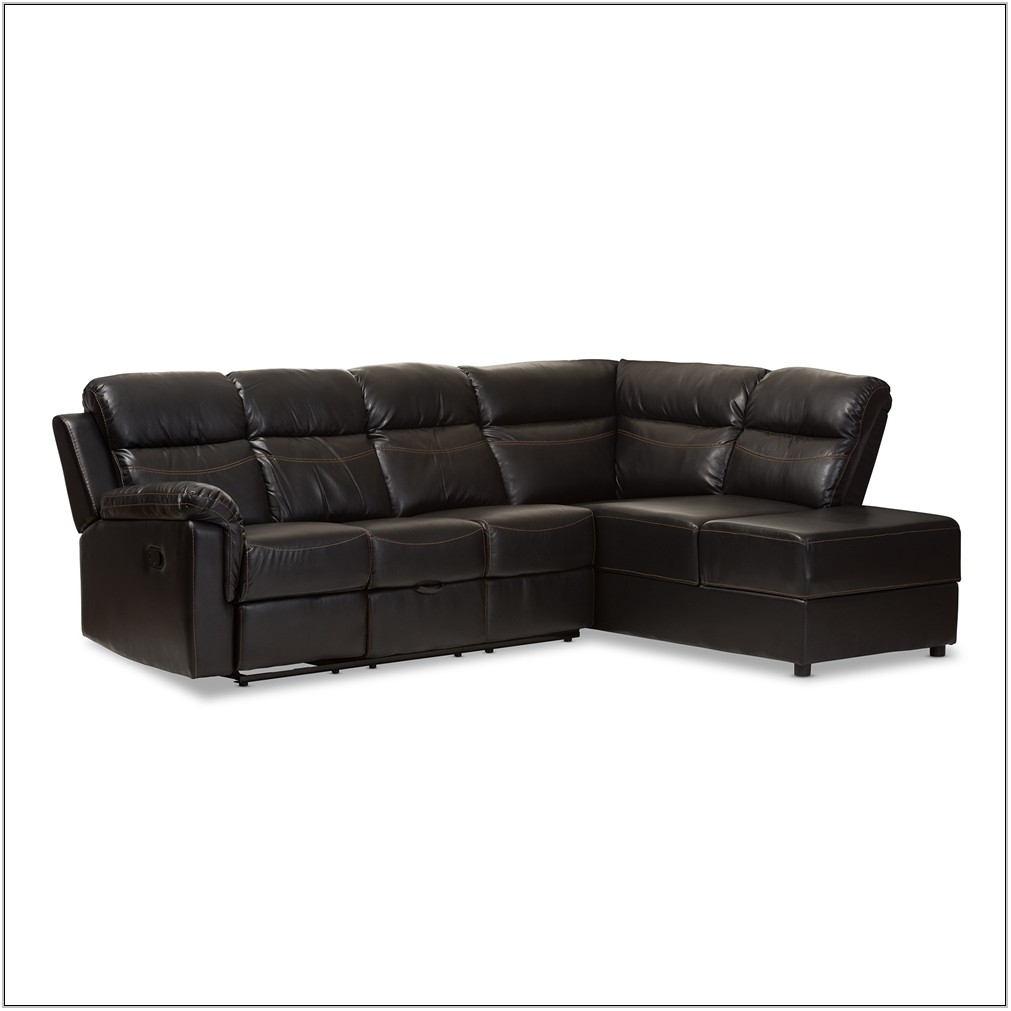 Black Suede Living Room Set