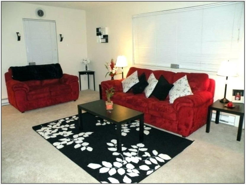 Black White Living Room Decorating Ideas