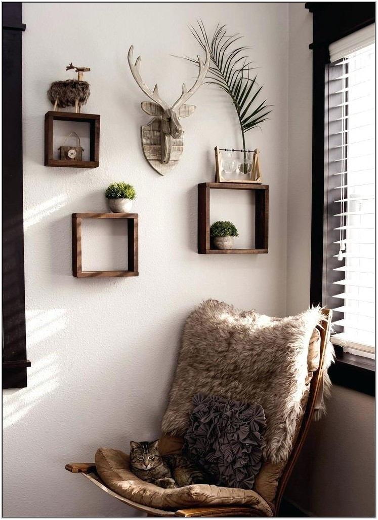 Blank Wall Ideas Living Room